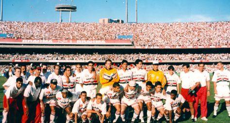 Band exibe São Paulo e Corinthians na final do Campeonato Paulista de 1998
