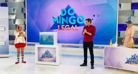 """Domingo Legal estreia o quadro """"A Quarentena do Portiolli"""" neste dia (24)"""