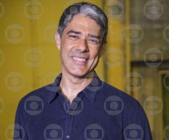 Dois dos maiores jornalistas da TV brasileira se encontram nesta terça-feira (26