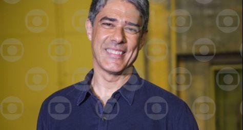 Dois dos maiores jornalistas da TV brasileira se encontram nesta terça-feira