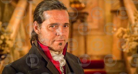 Novo Mundo: Joaquim revela a Bonifácio o que descobriu sobre Thomas