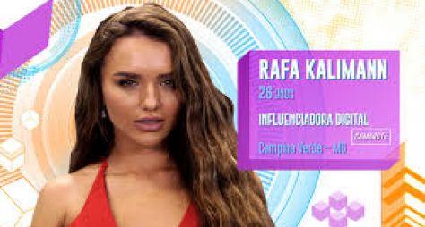 Globo apostará na carreira de atriz da ex-BBB Rafa Kalimann