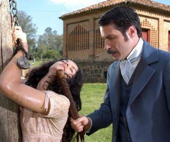 A Escrava Isaura é vice-líder isolada em São Paulo e no Rio de Janeiro