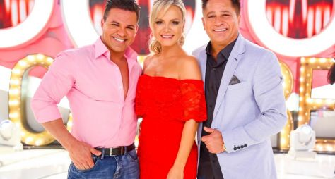 Eliana recebe Eduardo Costa e Leonardo neste domingo (31)