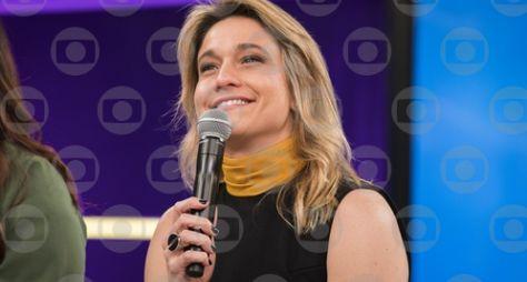 """Fernanda Gentil participa do """"É de Casa"""" dando dicas para um novo estilo de vida"""