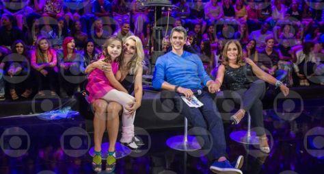 """Susana Vieira e Flávia Alessandra se enfrentam no """"Tamanho Família"""""""