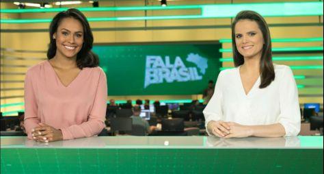 Fala Brasil Especial de sábado ameaça a Globo, mas em dia útil fracassa