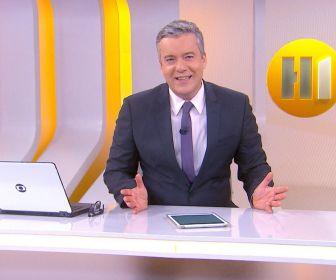 Hora Um, da Globo, perde telespectadores para concorrentes