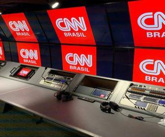CNN Brasil fica em quarto lugar em SP, e décimo segundo no PNT