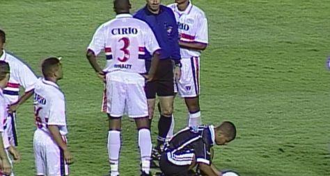 Band exibe semifinal do Campeonato Brasileiro de 1999