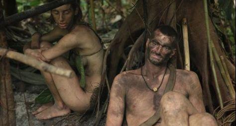 """""""Largados e Pelados"""": sobreviventes encaram maldição na selva da Costa Rica"""