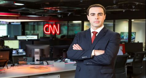 "Rafael Colombo estreia no ""CNN 360"""