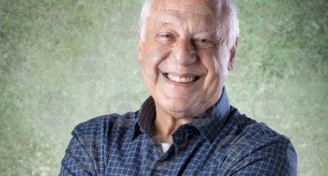Antonio Fagundes participa do Domingão do Faustão