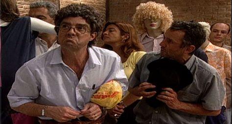 RedeTV! reexibiu 'Te Vi na TV' de 1999 apresentado por João Kléber