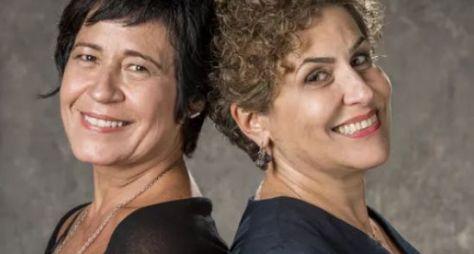 Thelma Guedes e Duca Rachid contam como criam em dupla algumas novelas