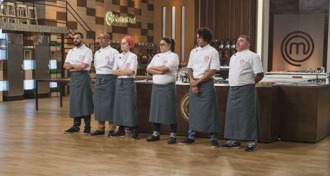 Band: Cozinheiros enfrentam mais uma prova em equipe no MasterChef