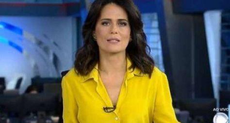 Adriana Araújo estaria insatisfeita com a linha editorial da Record TV