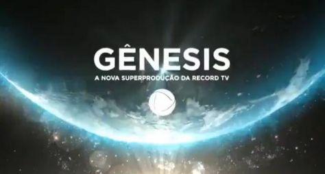 Com cerca de 150 capítulos, Gênesis já tem muita coisa gravada no Marrocos