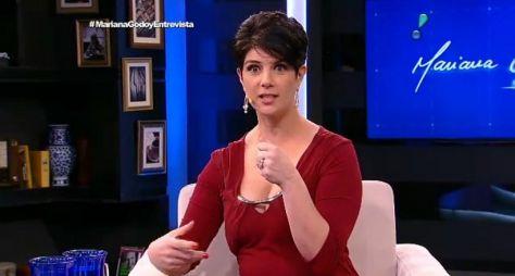 Mariana Godoy pede demissão da RedeTV! e negocia com a Band