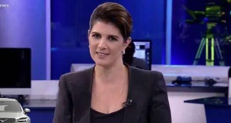 Band contrata a jornalista Mariana Godoy