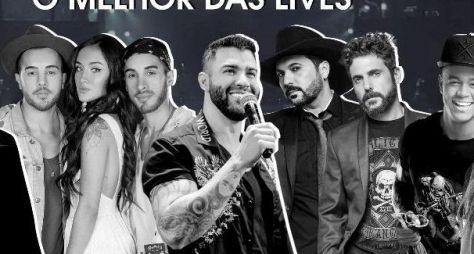 """""""Música na Band"""" apresenta o melhor das lives nesta sexta-feira"""