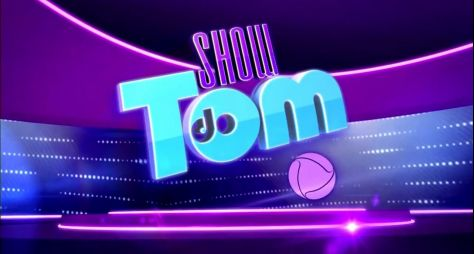 "Record TV anuncia a reprise do humorístico ""Show do Tom"""