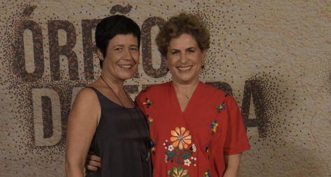 Thelma Guedes e Duca Rachid vão reeditar a parceria na Globo