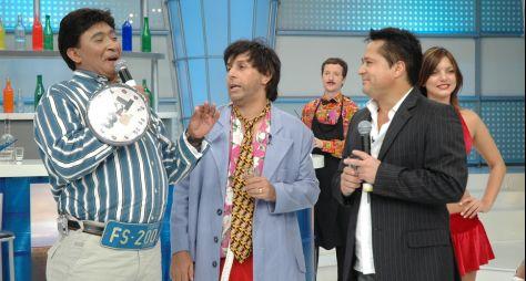 Confira as atrações da volta do Show do Tom, na Record TV