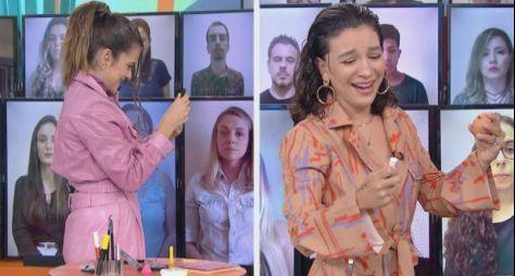Programa da Maisa: Priscilla, Flayslane e Bianca Andrade são as convidadas