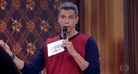 Em 2021, Marcio Garcia deve ser melhor aproveitado na Globo