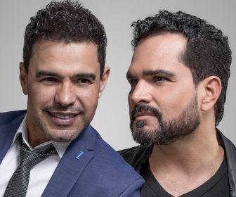 """Música na Band"" apresenta show ao vivo de Zezé Di Camargo e Luciano"