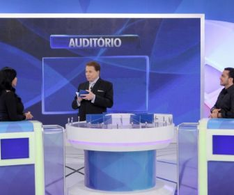 'Programa Silvio Santos' deste domingo recebe Gretchen e Thammy Miranda