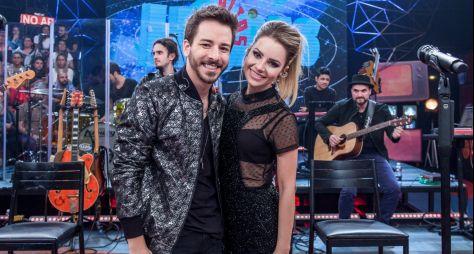"""""""Sandy e Junior: a história"""" será exibido na TV Globo no domingo"""