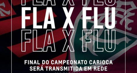 SBT transmitirá a final do Campeonato Carioca para todo o país