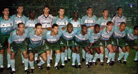 Band exibe confronto entre Palmeiras e Sport pela Copa dos Campeões de 2000