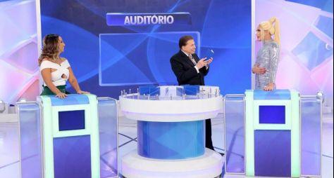 """""""Programa Silvio Santos"""" recebe Valesca Popozuda e Aretuza Lovi neste domingo"""