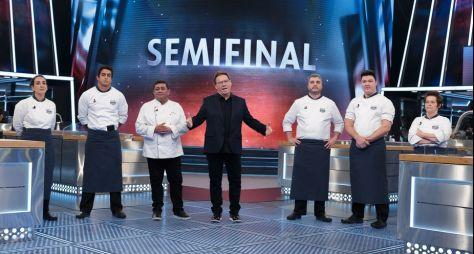 """TV Globo renovou o """"Mestre do Sabor"""" por mais uma temporada"""
