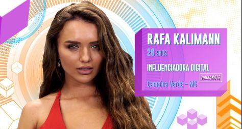 """Globo pode lançar Rafaella Kalimann como atriz em """"Verdades Secretas 2"""""""