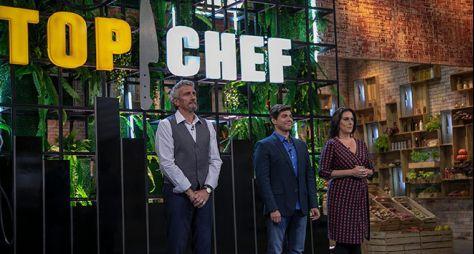 """""""MasterChef"""" é mais visto do """"Top Chef"""", da Record TV"""