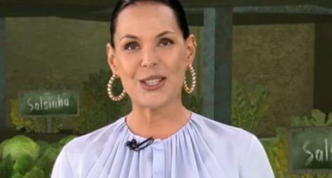 Em comunicado, Record TV desmente boatos envolvendo Carolina Ferraz