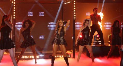 Patricia Abravanel vive a diva Beyoncé no Máquina da Fama