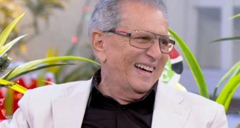 """Carlos Alberto de Nóbrega é entrevistado por Pedro Bial no """"Conversa"""""""