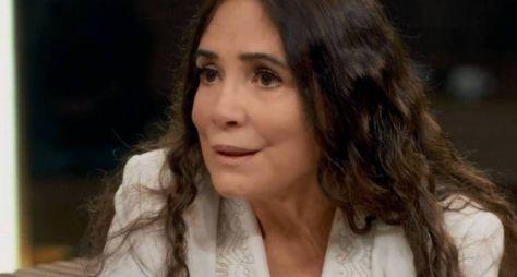 """Grupo Globo ignora Regina Duarte nas chamadas de """"Vale Tudo"""""""