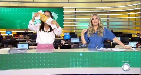Fala Brasil – Edição de Sábado fica 1h38 na liderança e garante o segundo lugar