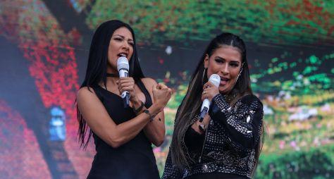 Simone e Simaria ultrapassam 70 milhões de views e alcançam 1° lugar nas rádios