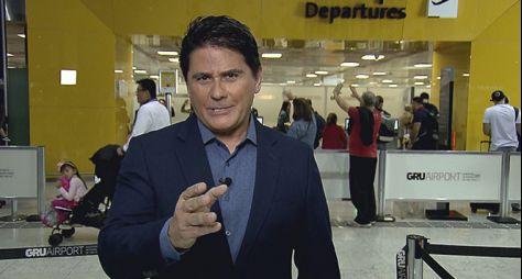 A série Alerta Aeroporto conquista a vice-liderança na audiência