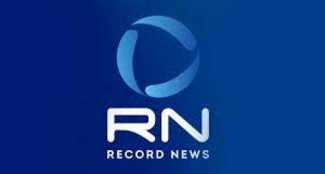 Record News bate recordes de audiência e alcança o quinto lugar na Grande SP
