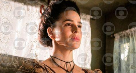 Novo Mundo: Benedita anuncia estar grávida de Dom Pedro I