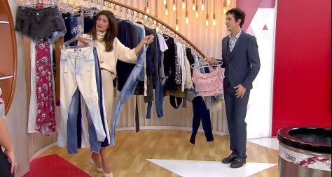"""""""Esquadrão da Moda"""" muda o estilo de se vestir de Giovanna neste sábado (01)"""