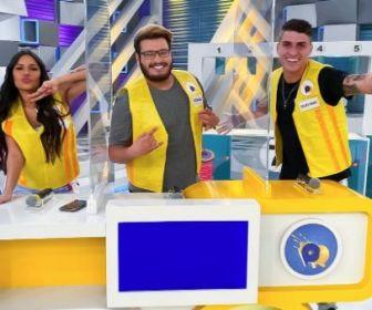 Felipe Prior, Flayslane e Victor Hugo enfrentam André Coelh e Gabi Prado